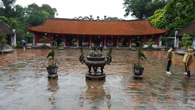 Świątynia Literatury w Hanoi - Wietnam