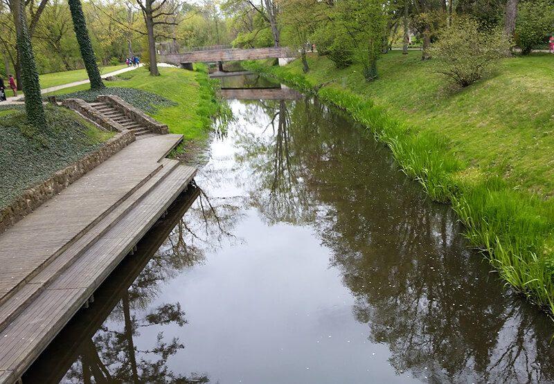 Żelazowa Wola - park Chopina