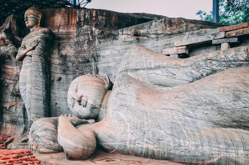 Pollunaruwa - atrakcje Sri Lanki