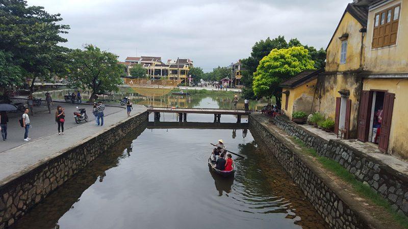Hoi An wietnam - miasto krawców