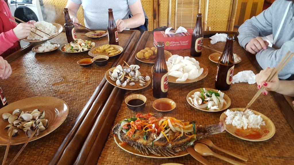 Podróż w grupie - posiłki