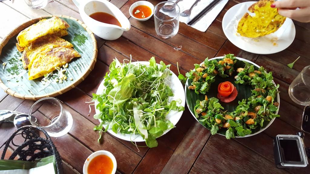 Wietnamskie jedzenie - Wietnam
