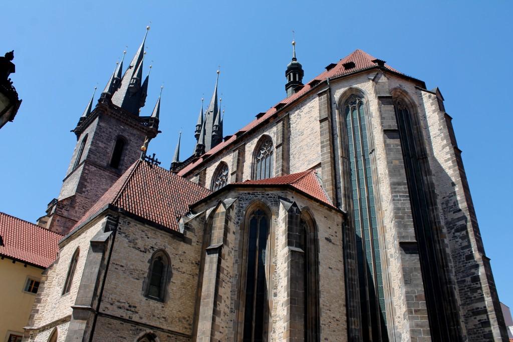 Zamek na Hradczanach - Praga