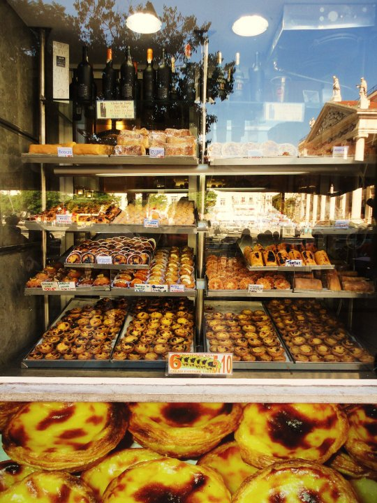 Portugalskie ciastka - pasteis de nata