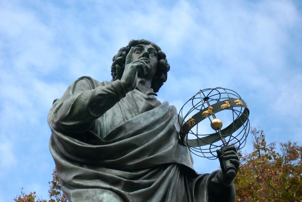 Pomnik Kopernika - Toruń na weekend