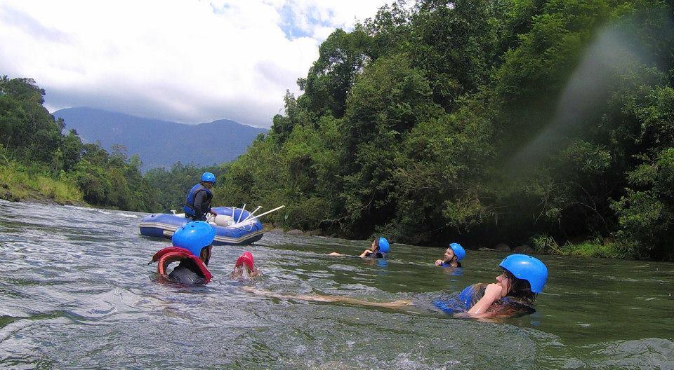 Sri Lanka - rafting
