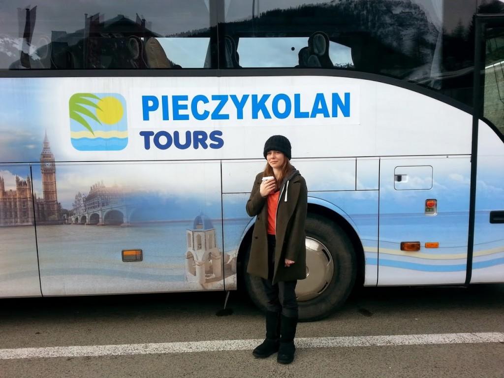 Autokar Pieczykolan Tours