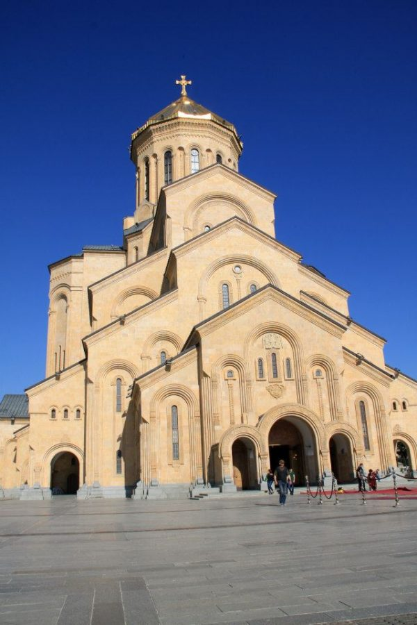 Katedra Sioni - Gruzja