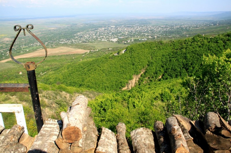 Signangi - winne rejony - Gruzja