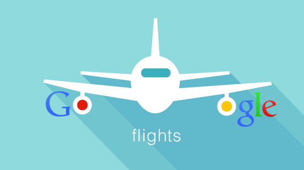 Kupuj bilety lotnicze z Google flights -
