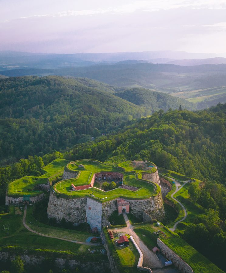 Srebrna Góra twierdza