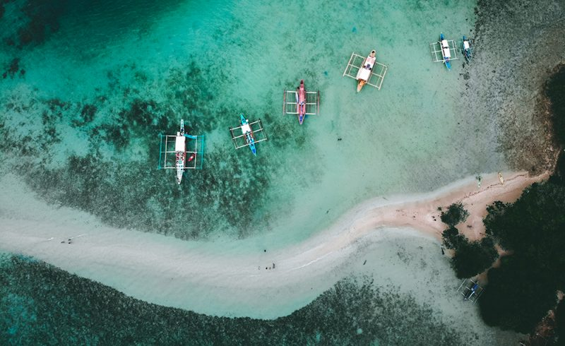 Filipiny - laguna - big Lagoone
