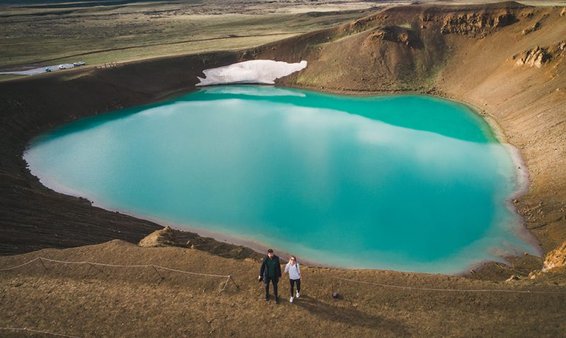 Islandia - atrakcje