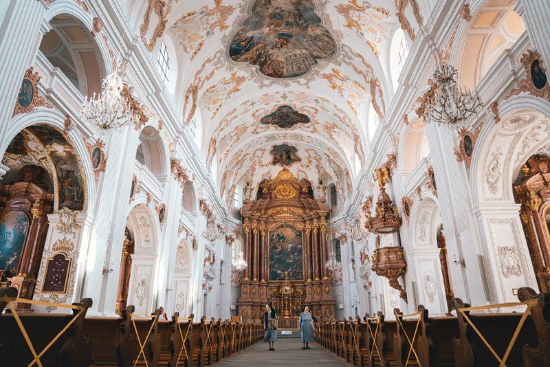 Kościół Jezuitów w Lucernie