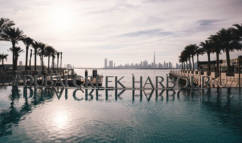 Dubai Harbor Creek