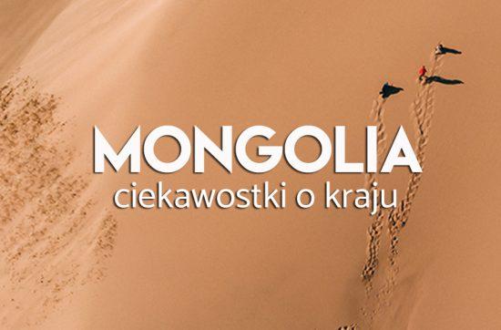 Ciekawostki o Mongolii