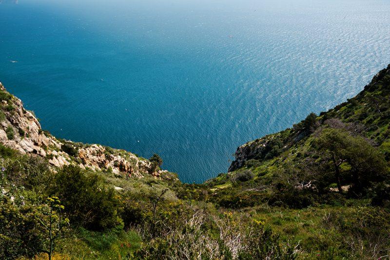 Penyal d'Ifac Natural Park - atrakcje Calpe