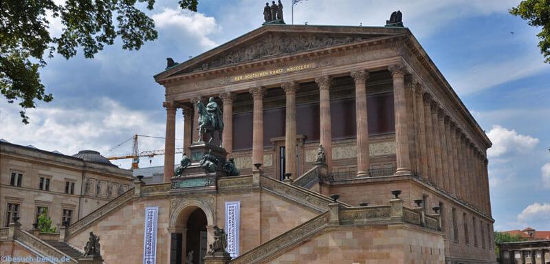 Narodowa Galeria Berlin