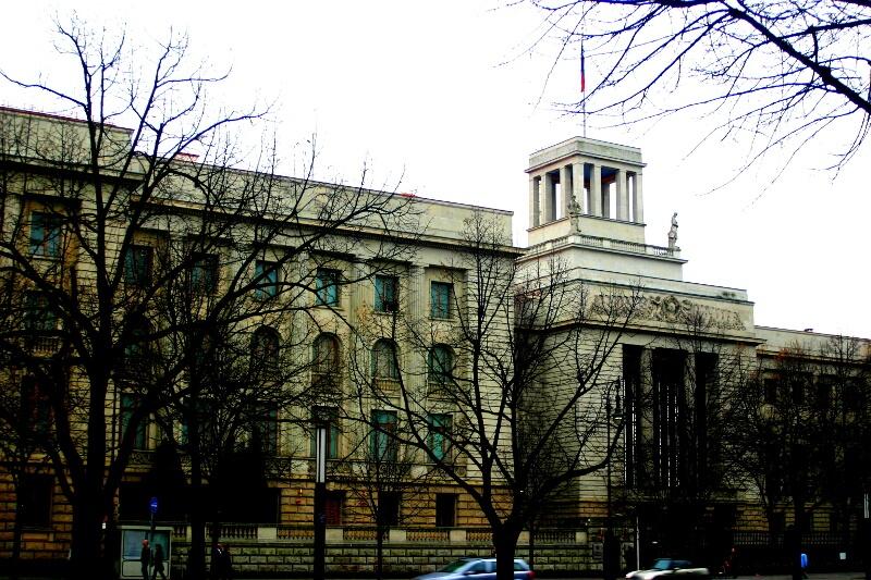 Ambasada Rosyjska w Berlinie