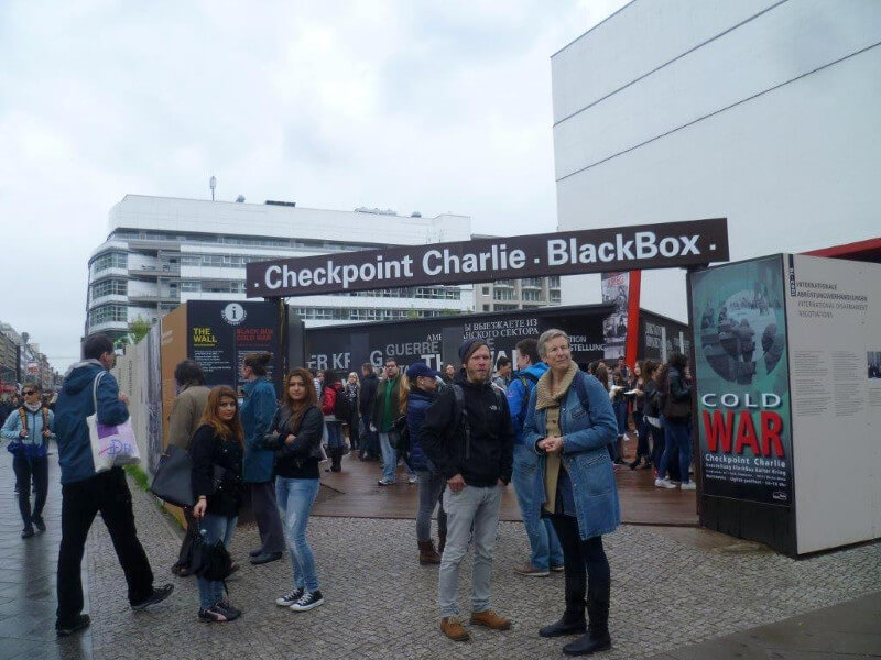 Blackbox - Checkpoint Charlie
