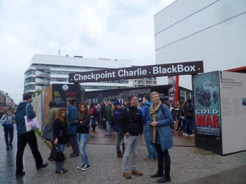 Blackbox - Checkpoint Charlie
