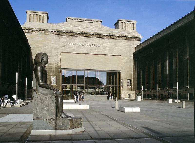Muzeum staroegipskie Berlin