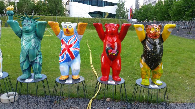 Berlińskie niedźwiedzie