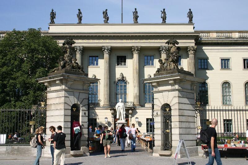 Uniwersytet przy Unter den Linden