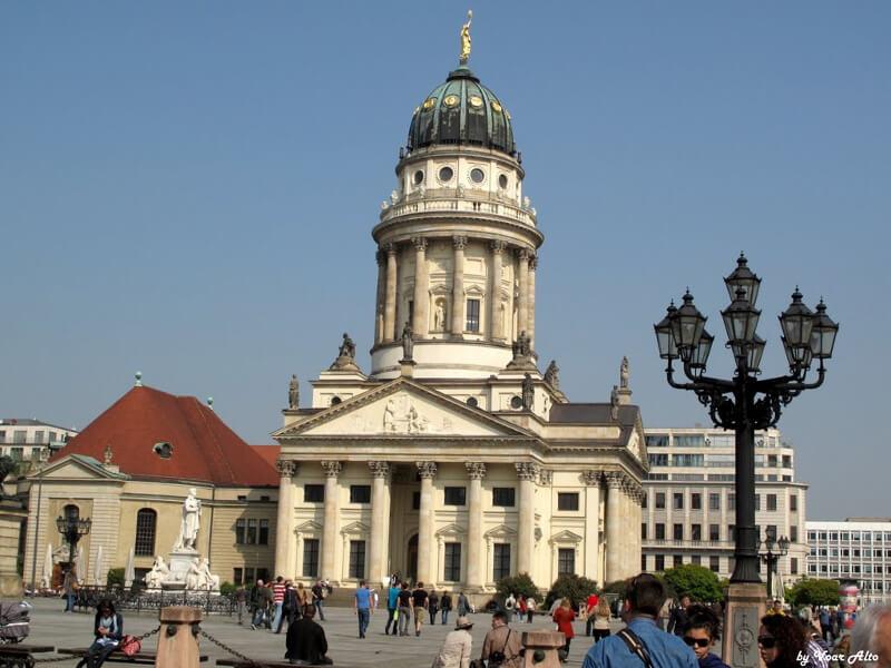 Katedra Francuska w Berlinie