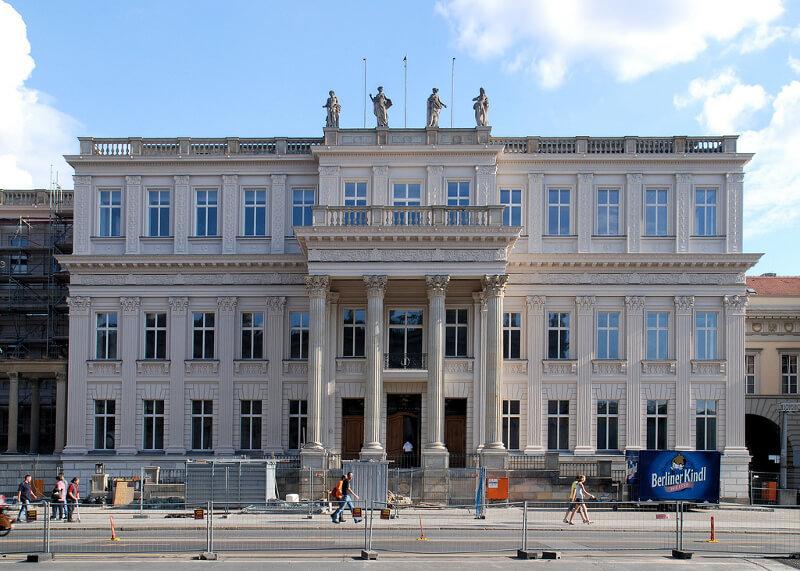 Berlin pałac książęcy