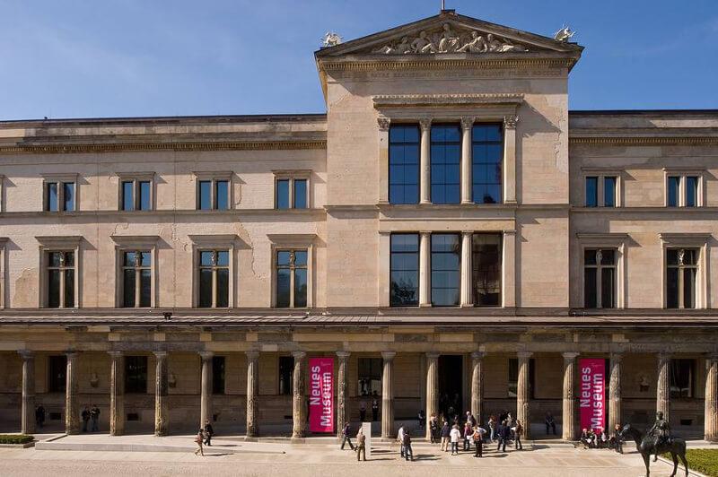 Nowe Muzeum Berlin