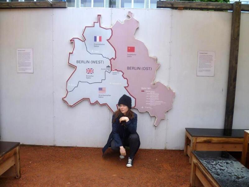 Podział stref Berlin
