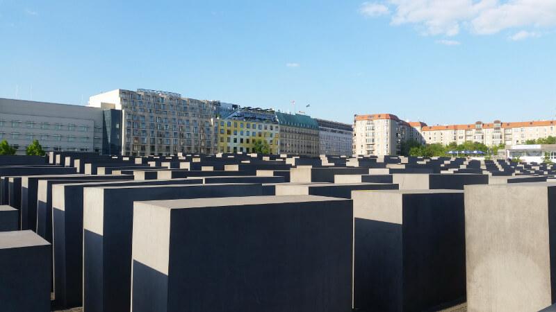 Pomnik pomordowanych w Berlinie