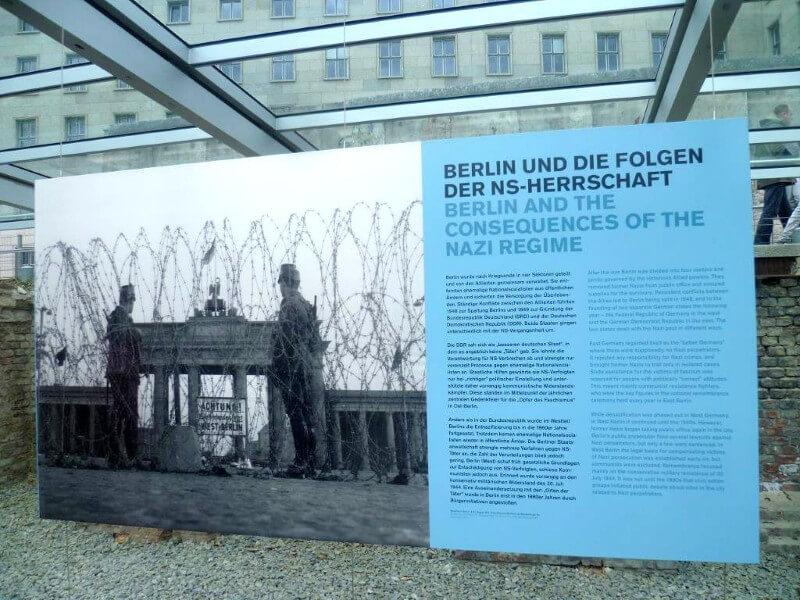 Topografia terroru - wystawa