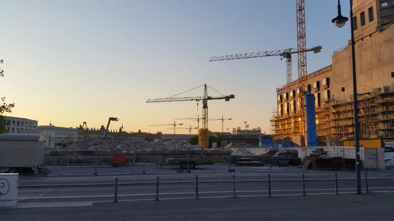 Berlin in build
