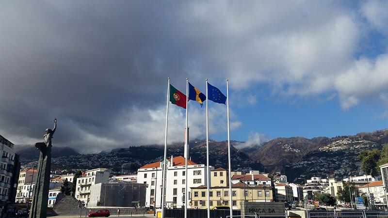 Praca de Autonomico - Funchal Madera