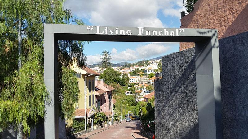 Funchal - gdzie mieszkać - madera