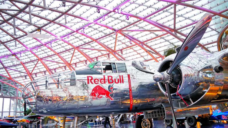Red Bull World - wycieczka Salzburg