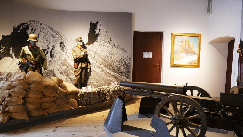 Wystawa zamek - zwiedzanie Salzburga