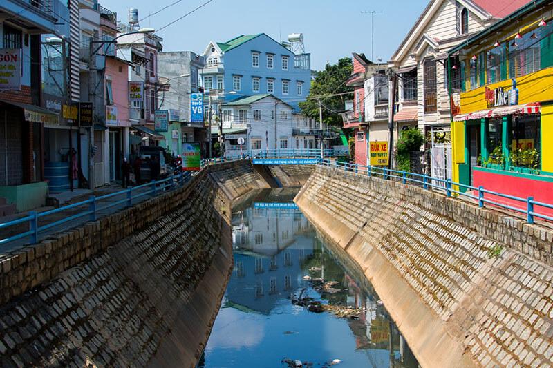 Da Lat - miasto zakocoanych Wietnam
