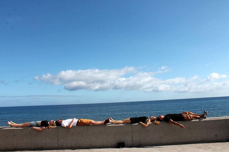 Funchal avenida do mar - falochrony