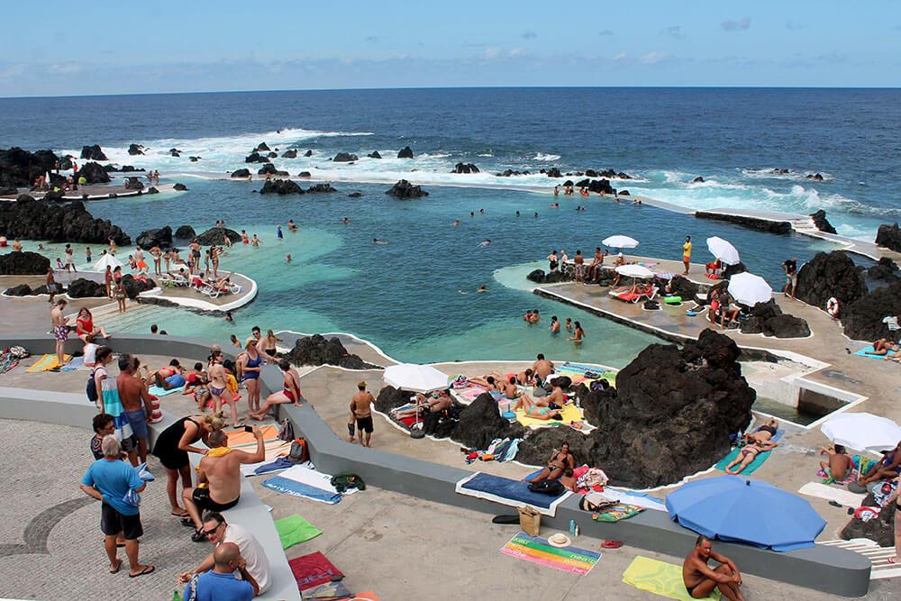 porto moniz - płatne baseny