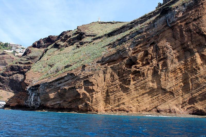 Madera - wycieczka statkiem