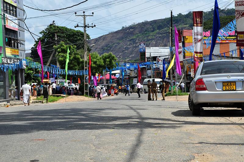 Negombo - Sri lanka Ulice