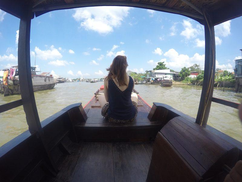 Rejs po Mekongu - Wietnam
