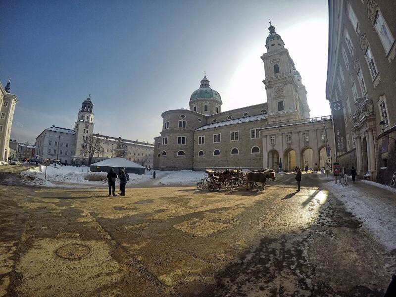 Katedra Salzburg - wycieczka Salzburg