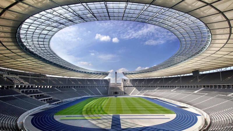 Stadion Hertha Berlin