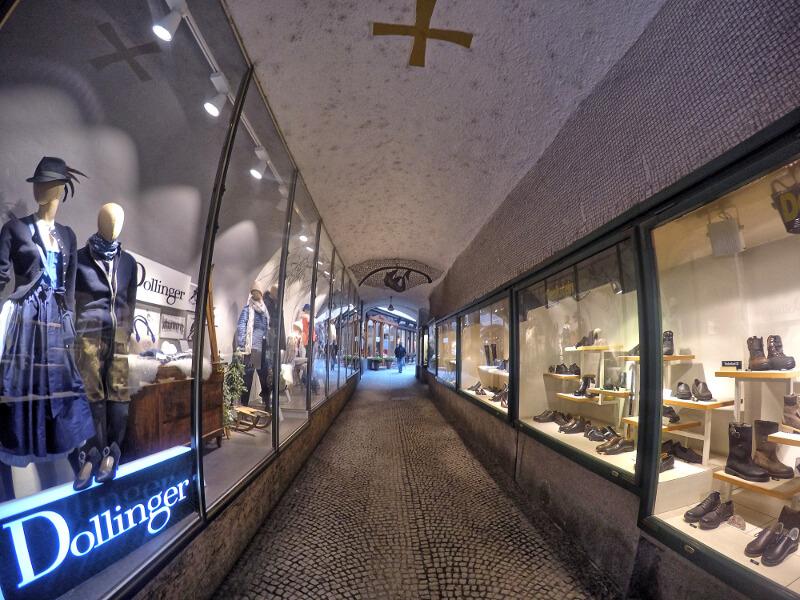 Stare miast Salzburg - wycieczka Salzburg