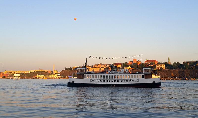 Sztokholm statek wycieczkowy wywczas