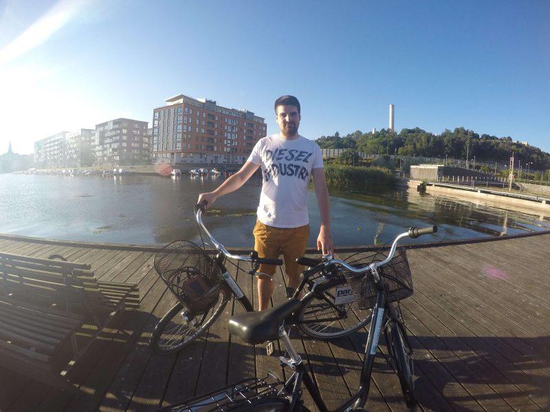 Wycieczka rowerowa Sztokholm